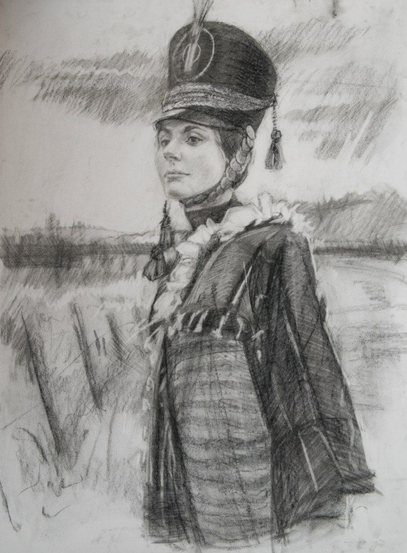 Татьяна Адамова. Маргарита (пример)