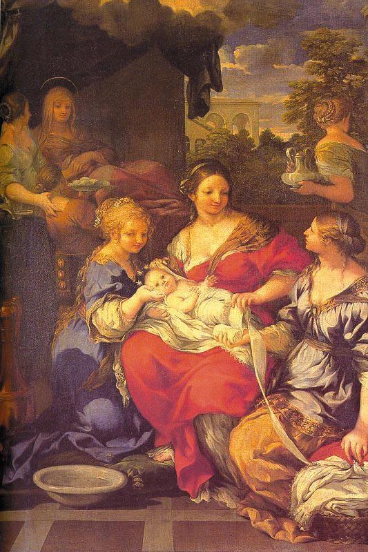 Pietro Da Cortona. Joy