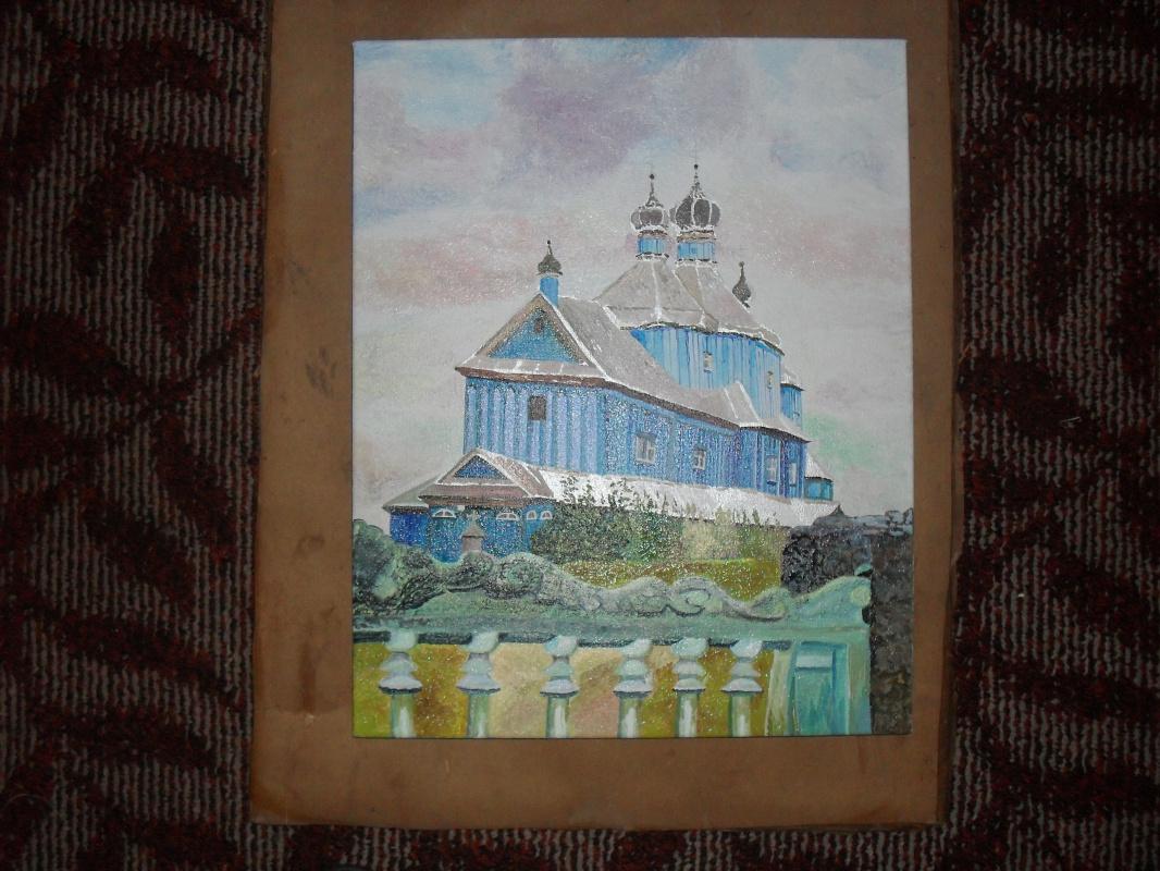 Кривинская церковь.