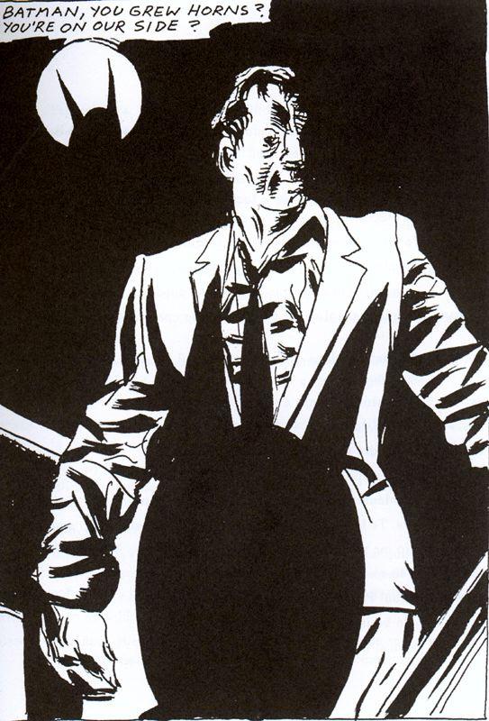 Раймонд Петтибон. Бэтмен