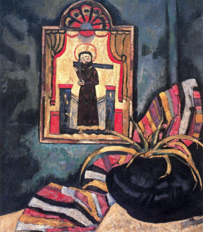 Marsden Hartley. Icon