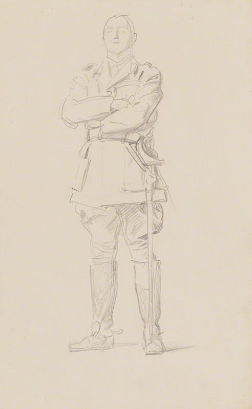John Singer Sargent. Louis Botha