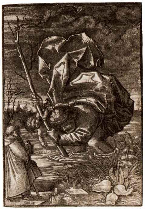 Hans Wehtlin. Saint Christopher