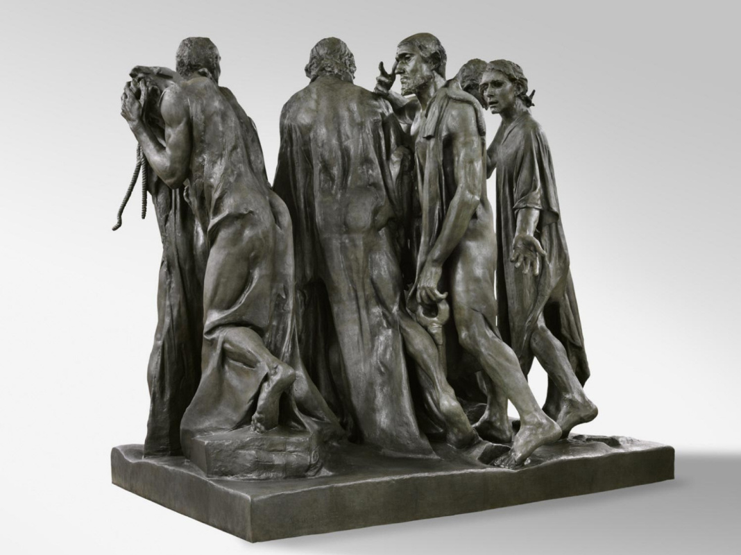 burgher's of calais analysis We have multiple sizes of burgher's calais and other bronze statues at world of bronze - the internet's #1 place to buy bronze statues online.