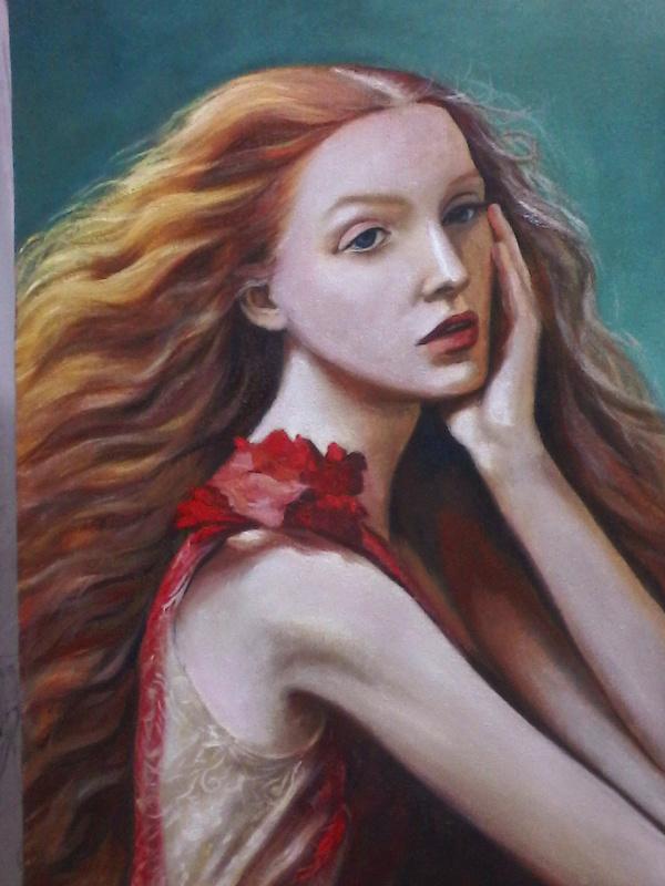 Olga Suncheleeva. Dreamwoman