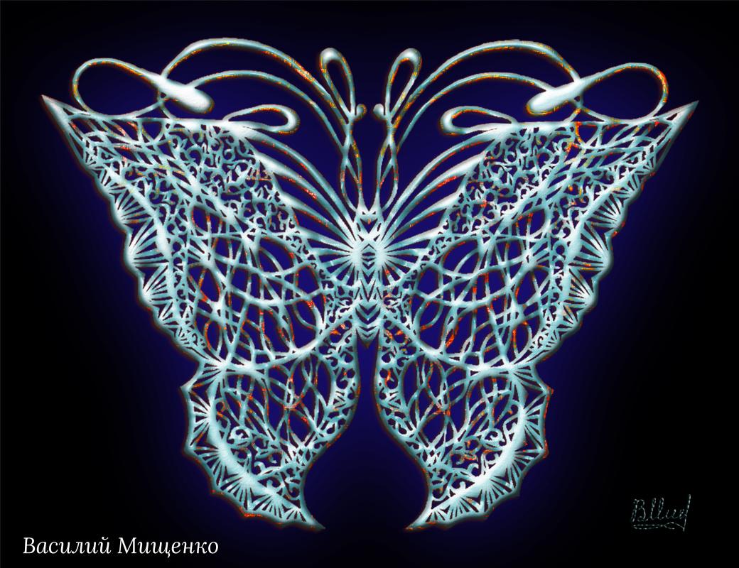 Vasiliy Mishchenko. Butterfly 0103