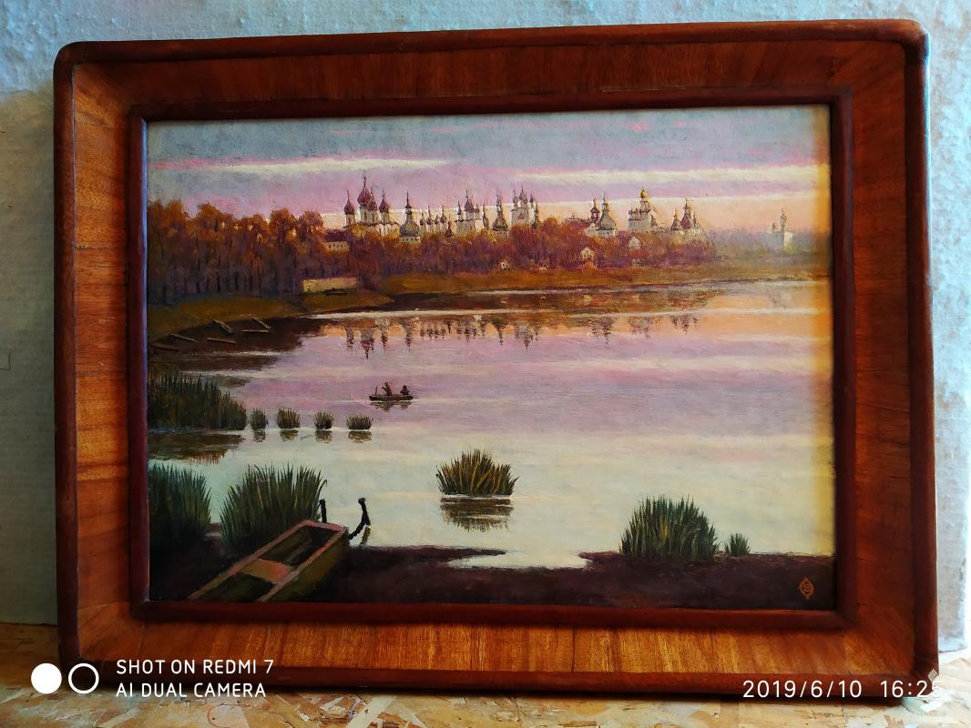 Valery Nikolayevich Orlov. Rostov the Great