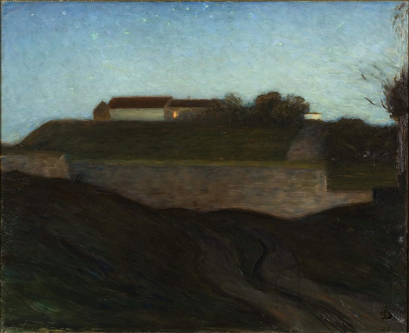 Sven Richard Berg. Fortress Varberg.