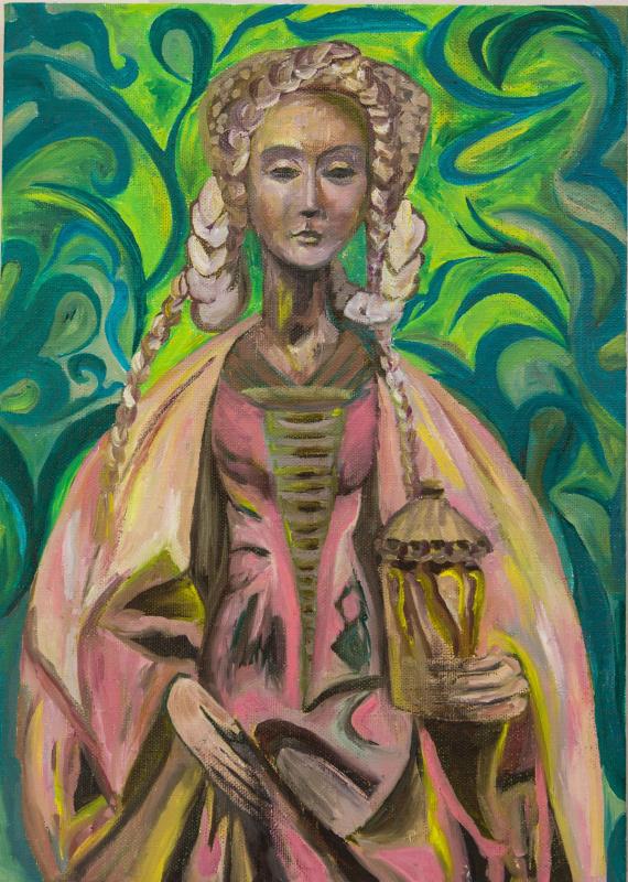 Надежда Борозенец. Мария Магдалина