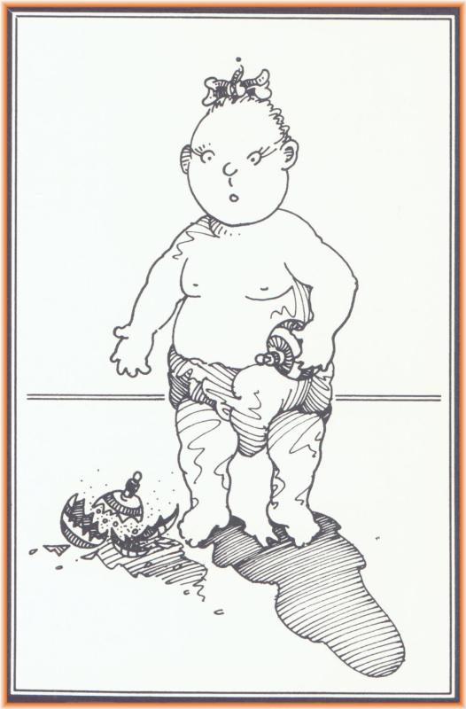 Патрик Флинн. Рождественская открытка