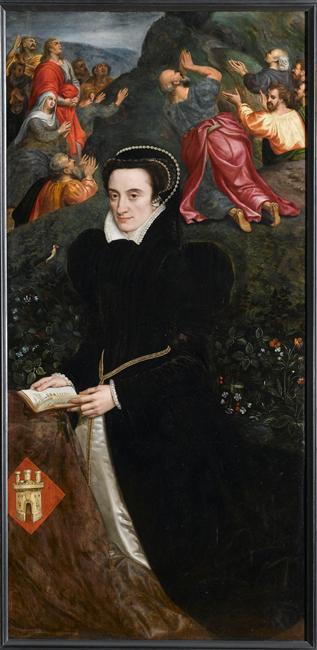 Adrian Thomas Kay. Leonor lópez de Villanueva, wife of Antonio del Rio