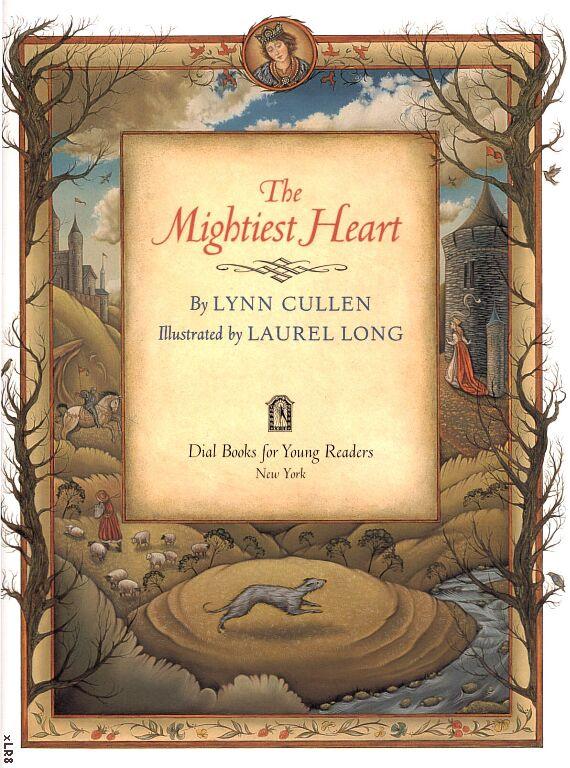 Линн Каллен. Могущественное сердце 03