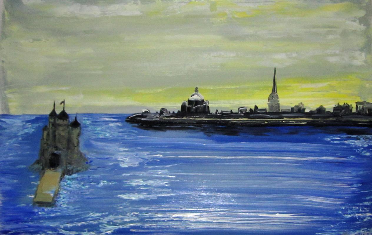 Дмитрий Юрьевич Буянов. Castle of dreams