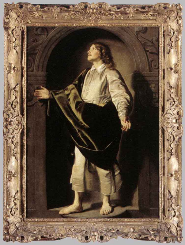 Томас де Кейзер. Святой