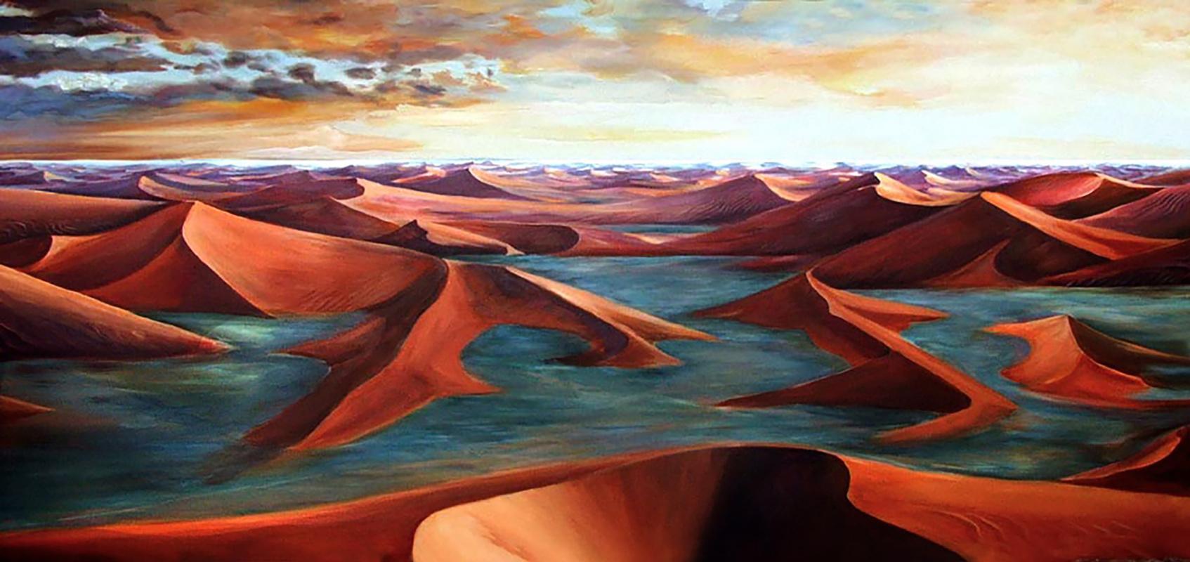 Robert Hettich. Пустыня Намибии
