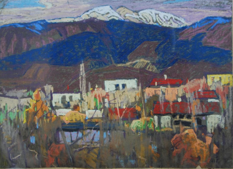 Mikhail Samuilovich Chernyavsky. Untitled
