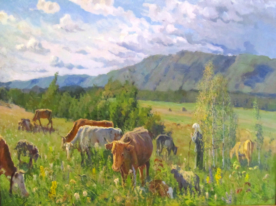 Евгений Бучн. Родина