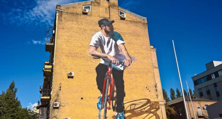 Emmanuel Jarus. Cyclist