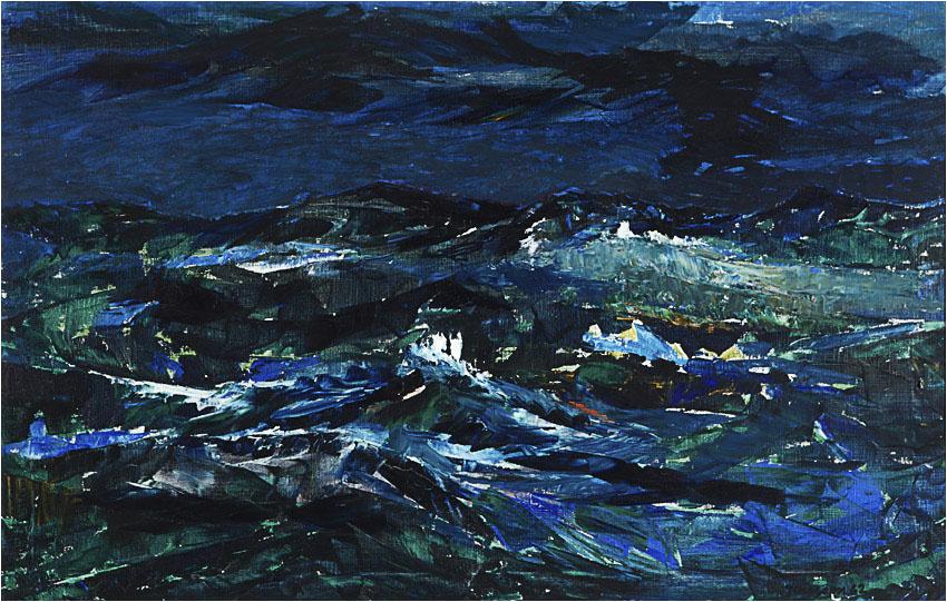 Tove Jansson. Sea