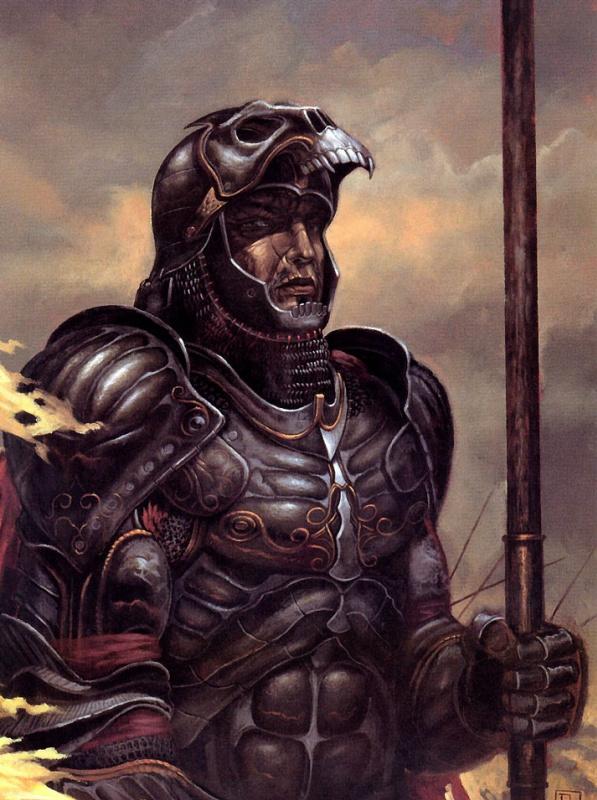 Дидье Граффет. Воин