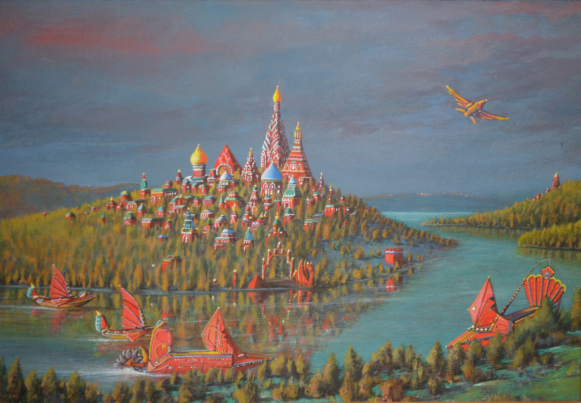 Илья Геннадьевич Борисов. Красная Цивилизация