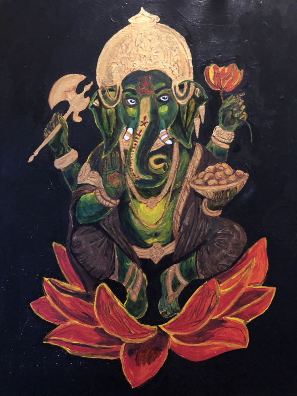 Nikita Chugunov. Ganesha