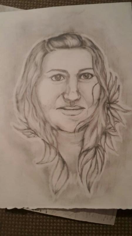 Оксана Идрисова. Девушка