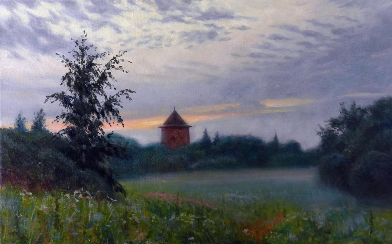 Vladimir Vladislavovich Vidyaykin. Watch tower