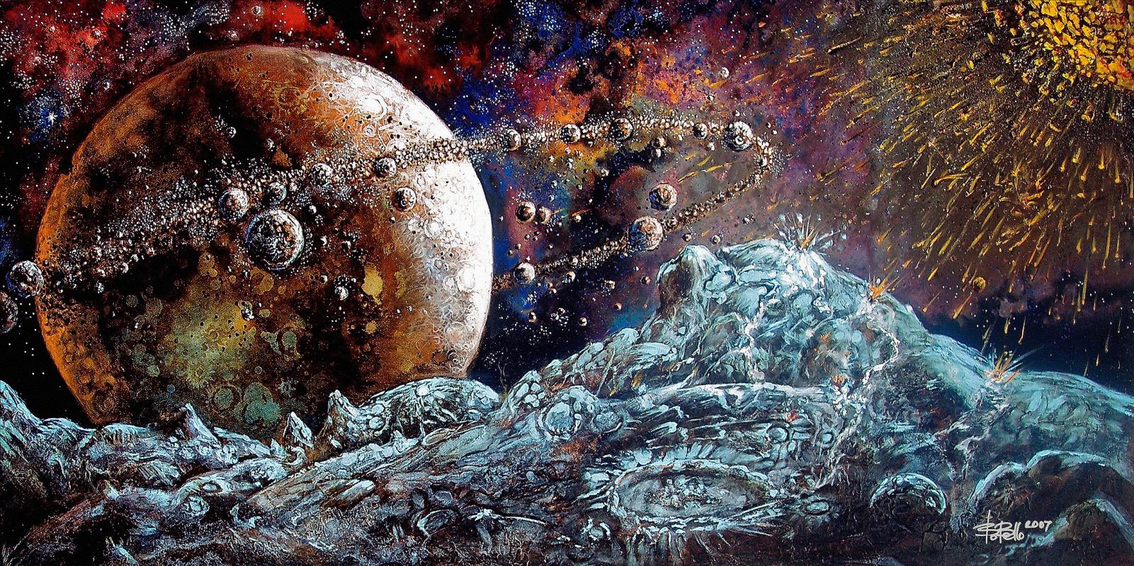 Bob Bello. A Million Moons