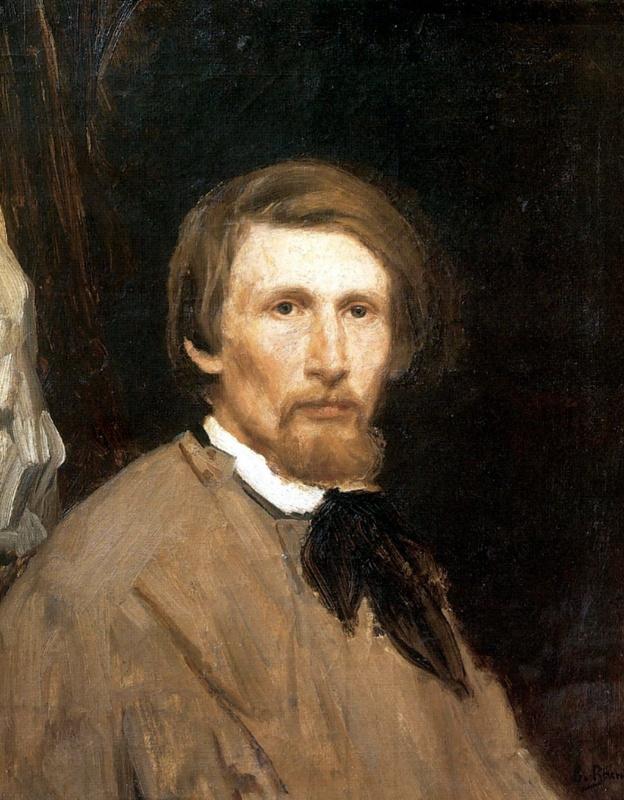 Виктор Михайлович Васнецов. Автопортрет