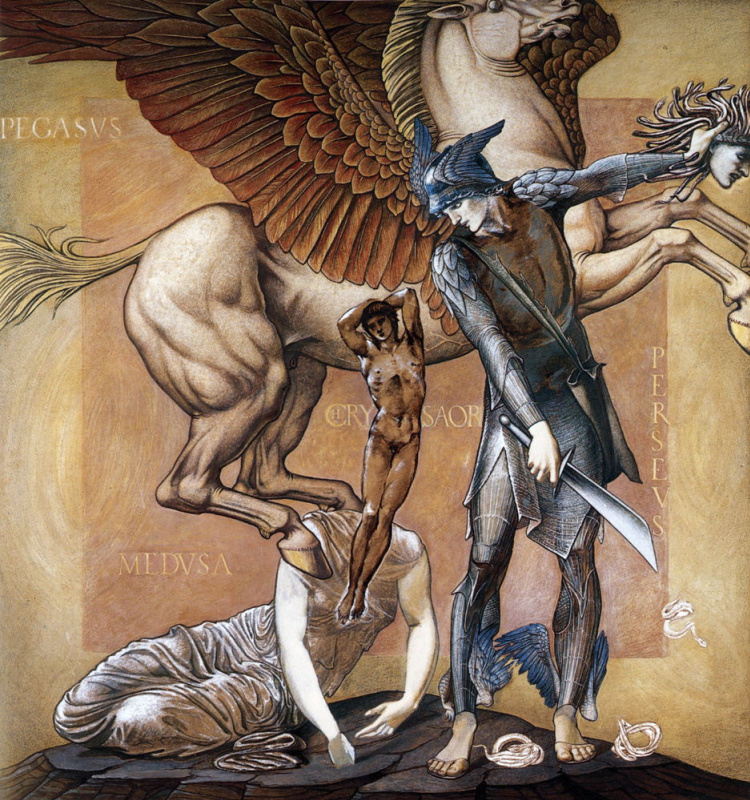 The Perseus Series: The Death of Medusa I