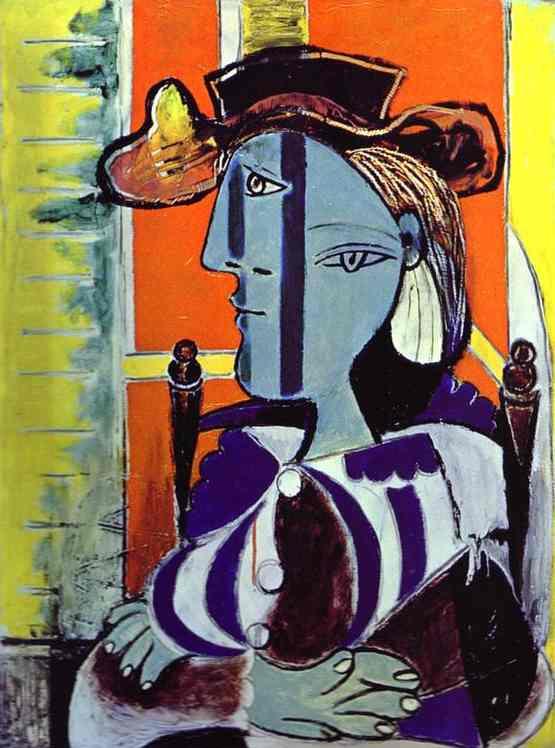 Пабло Пикассо. Мари Терез