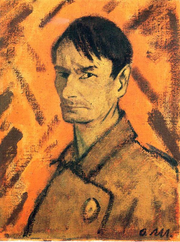 Отто Мюллер. Портрет 1