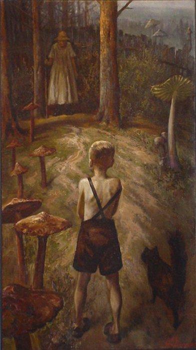 Vasily Vladimirovich Shulzhenko. Grandmother
