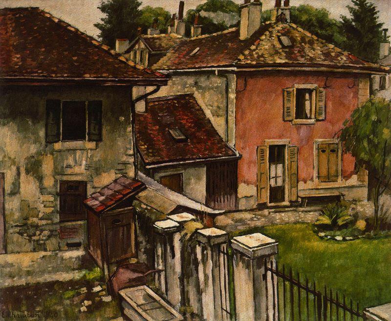 Emil Chambon. Plot 24