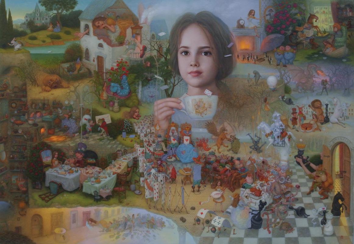 Lobi Micha. Alice