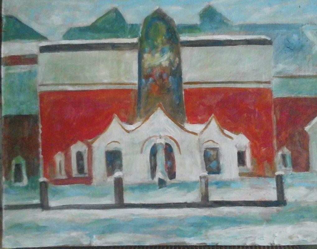 Valery Viktorovich Shechkin. Tretyakov Gallery