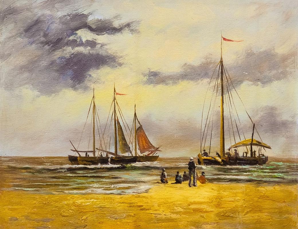 Daria Feliksovna Lagno. Boats