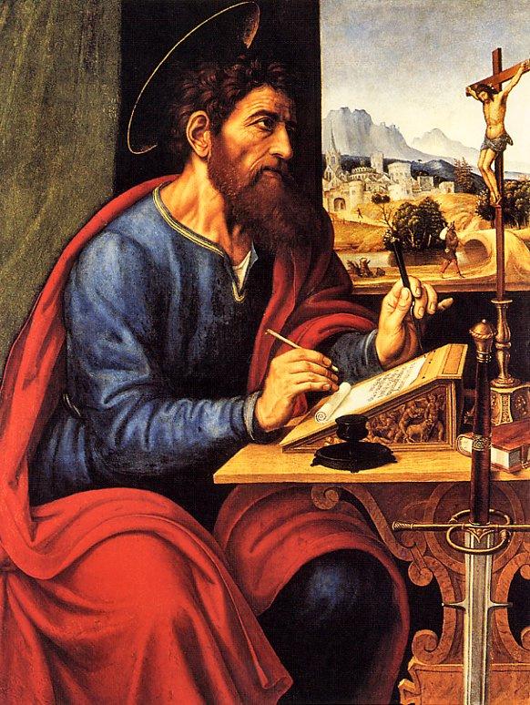 Пьер Франческо Сакки. Святой Пол
