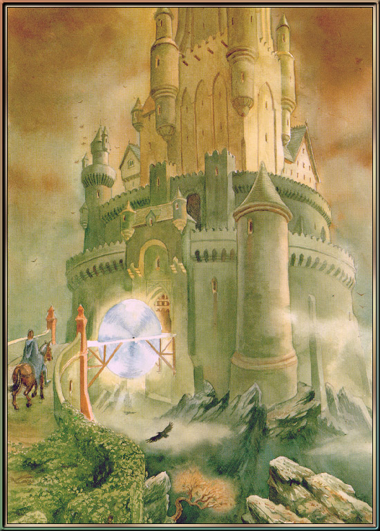 Марк Робертсон. Опасный замок