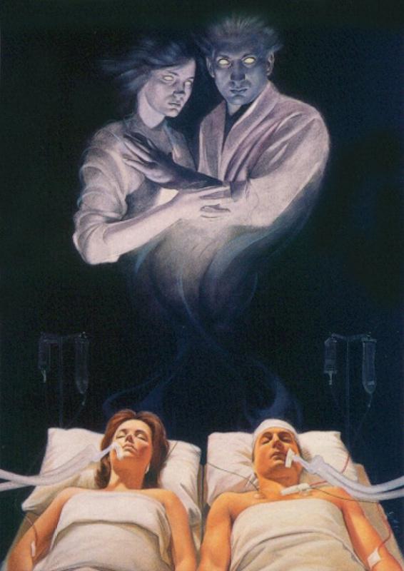 Иосиф Де Вито. Души пациентов