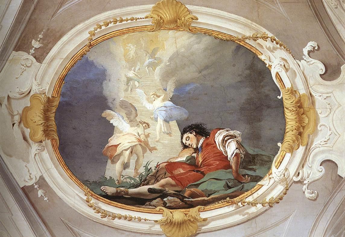 Giovanni Battista Tiepolo. Jacob