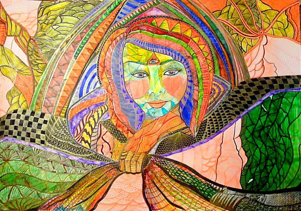 Larissa Klochkova. Another consciousness
