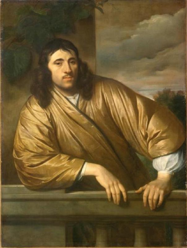 Ян Ван Нек. Мужской портрет