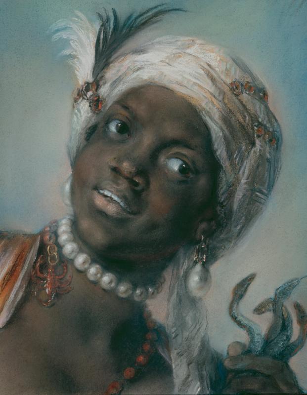 Розальба Каррьера (Каррера). Африка