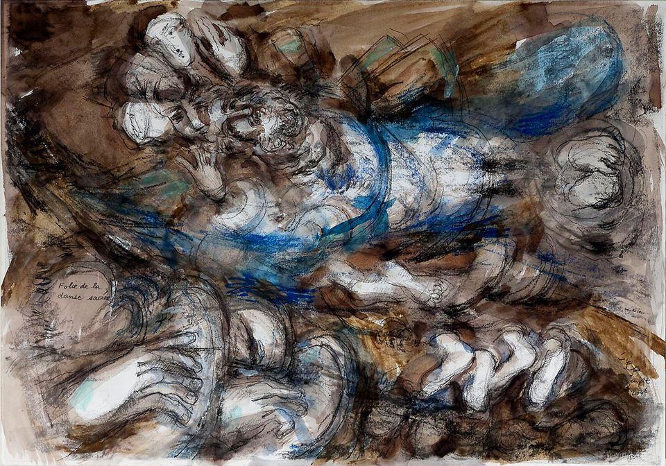 Элиас Заят. Безумие священного танца