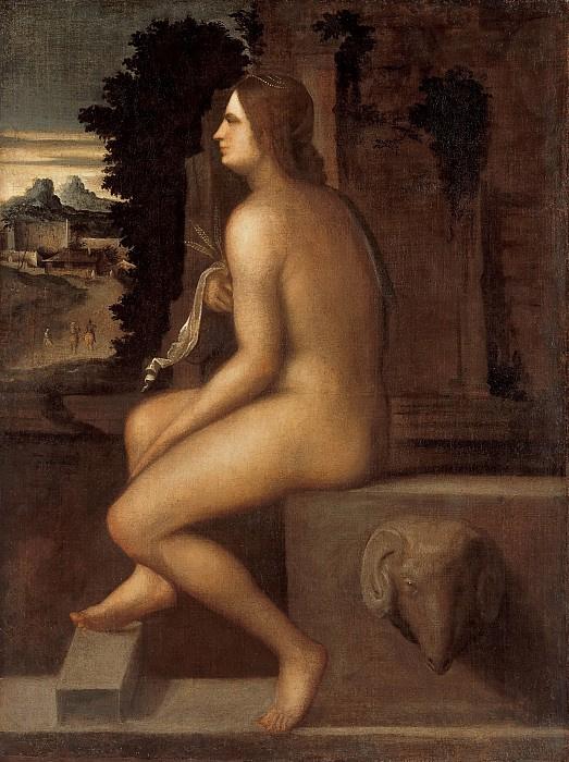Giorgione. Ceres