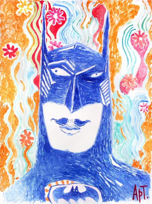 Артем Терсков. Бэтмен