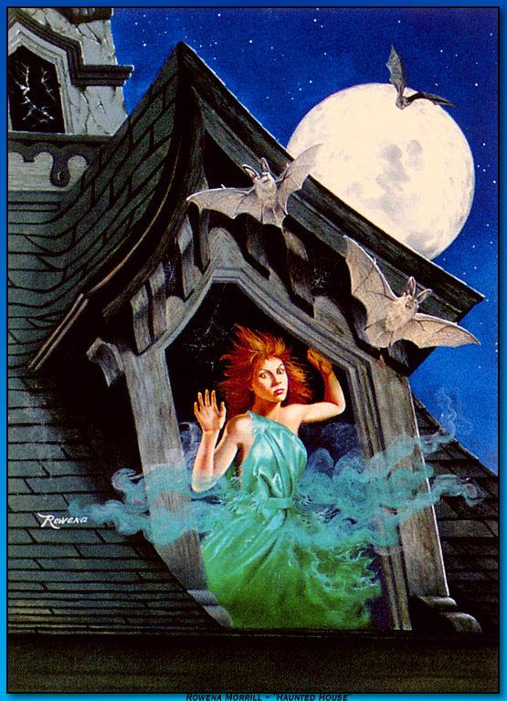 Rowena Morrill. Fantasy 45