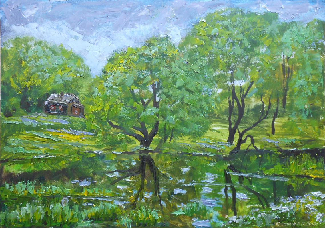 Владимир Иванович Осипов. Reflections